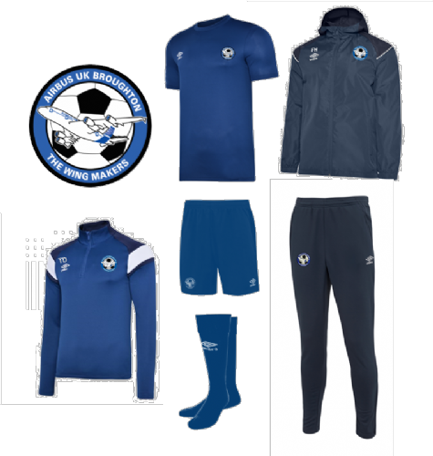 Airbus Academy Players Pack (Adult)